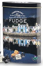 Tobermory Whisky Fudge